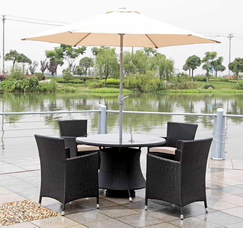 Summer Ideas to Make the Most of Rattan Cube Furniture