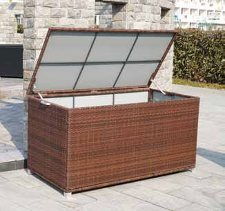 Rattan Storage Solution for Autumn Weather