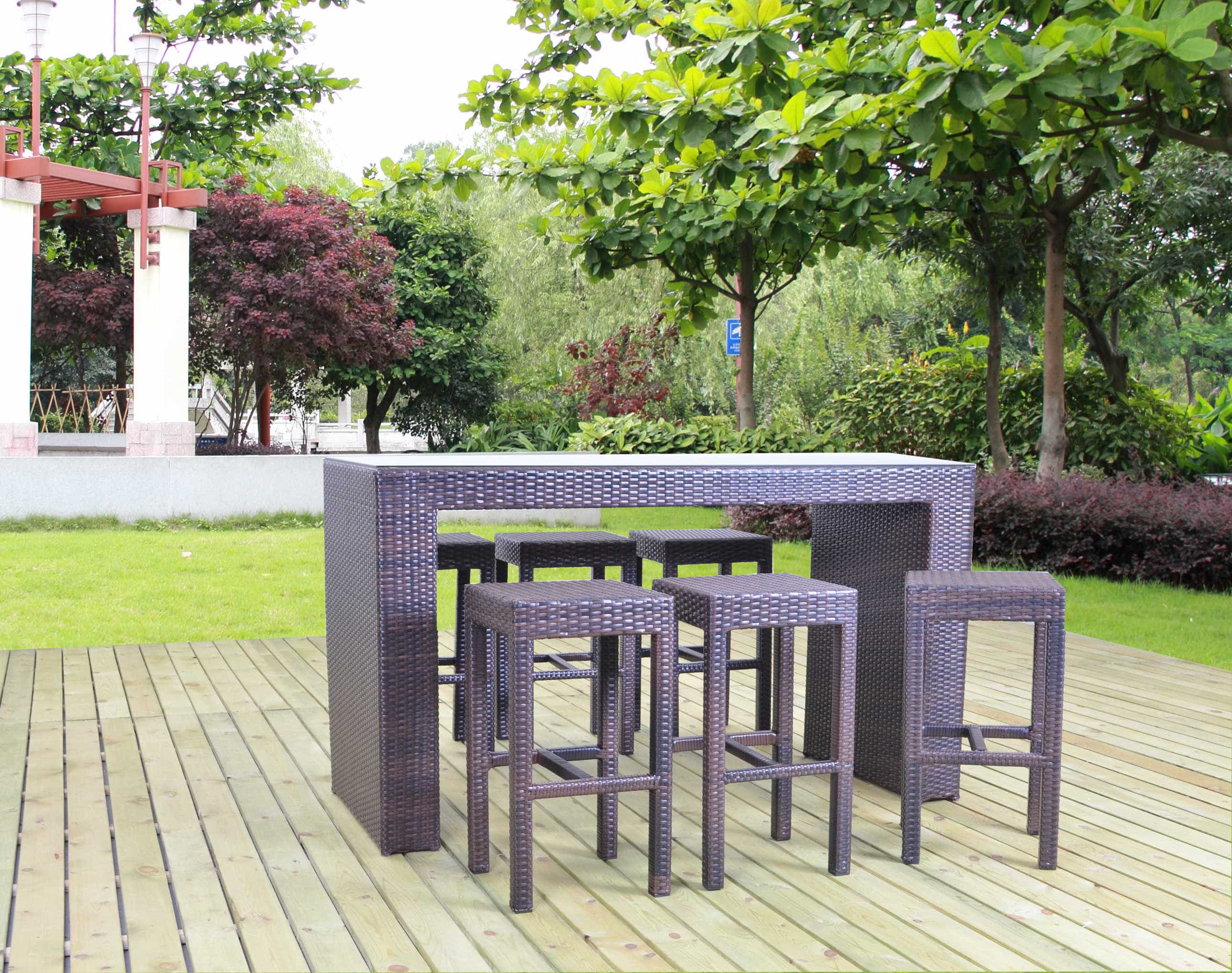Is Rattan Cube Furniture Summer Friendly?.