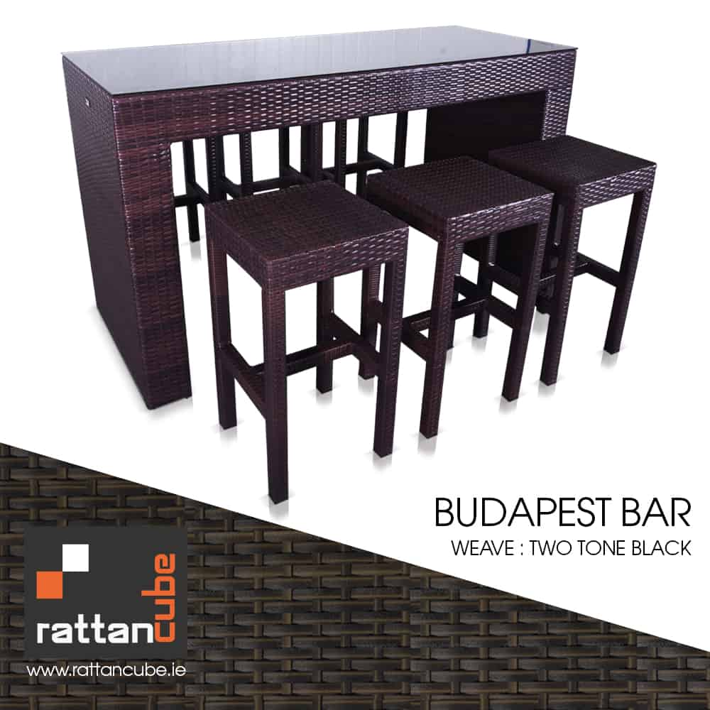 Making Summer Last with Rattan Cube