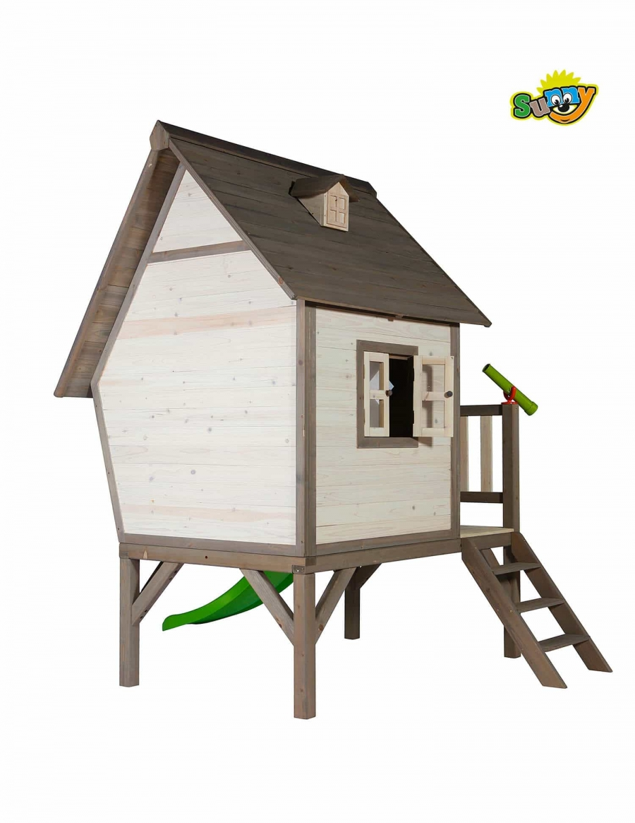 Sunny playhouse Lodge large wooden playhouse