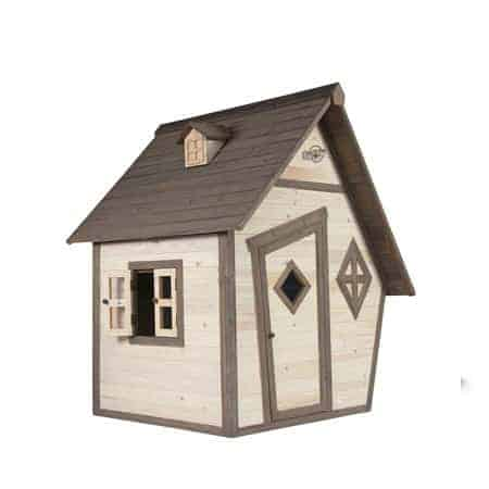 Sunny Outdoor Playhouse for Children