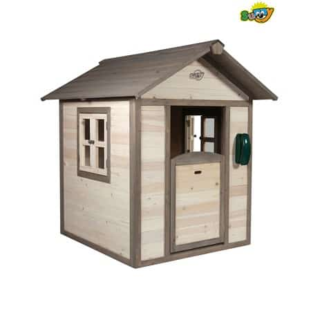 sunny lodge wooden playhouse