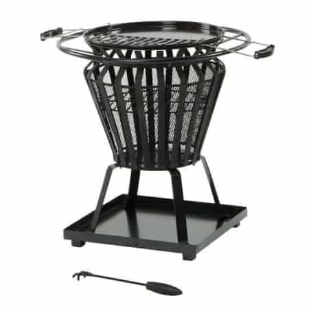 Signa Steel Basket with BBQ