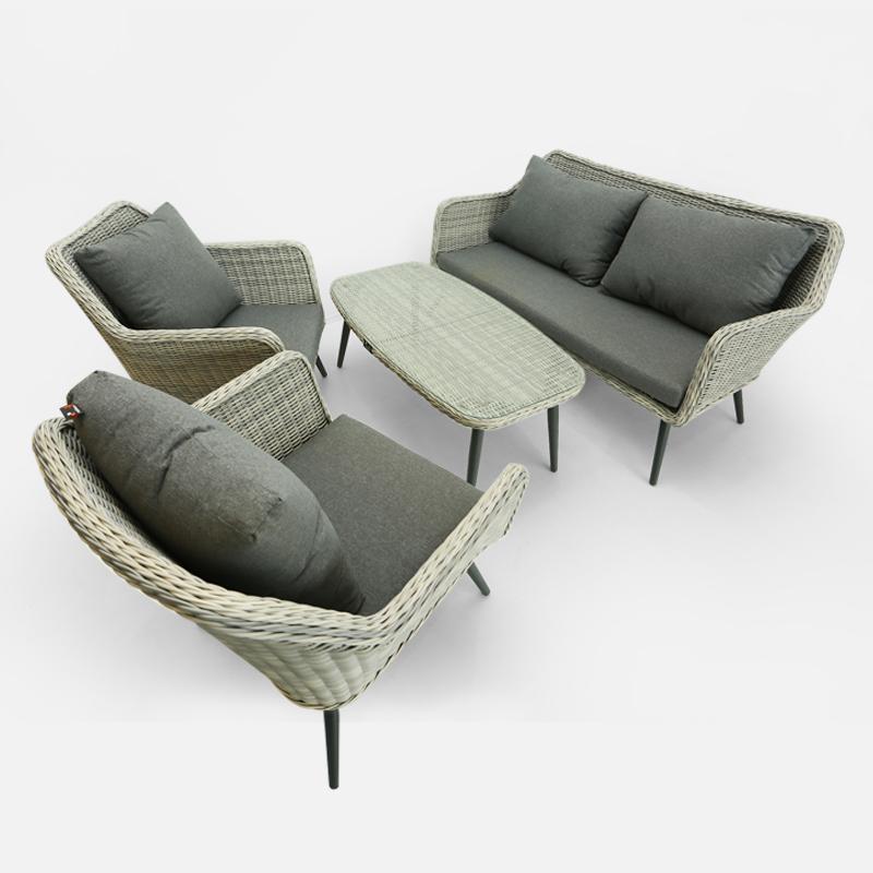 Malaga Rattan Furniture Range   Outdoor Sofa Set