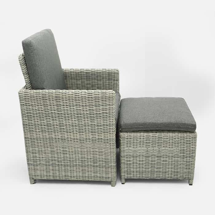MONACO SET Rattan Furniture